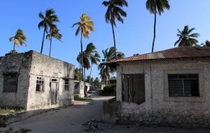 Paje, Zanzibar.