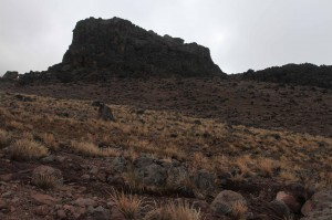 The western side of Lava Tower.