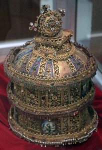 Crown of Emperor Haile Selassie I.