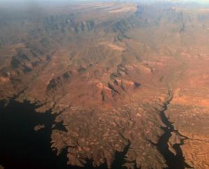 Ethiopia looking an awful lot like southern Utah.