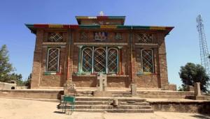 Church of Arbuta Emsasa.