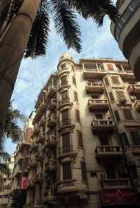 Another building in Cairo.