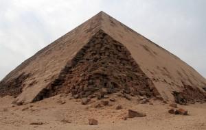 Corner of the Bent Pyramid.