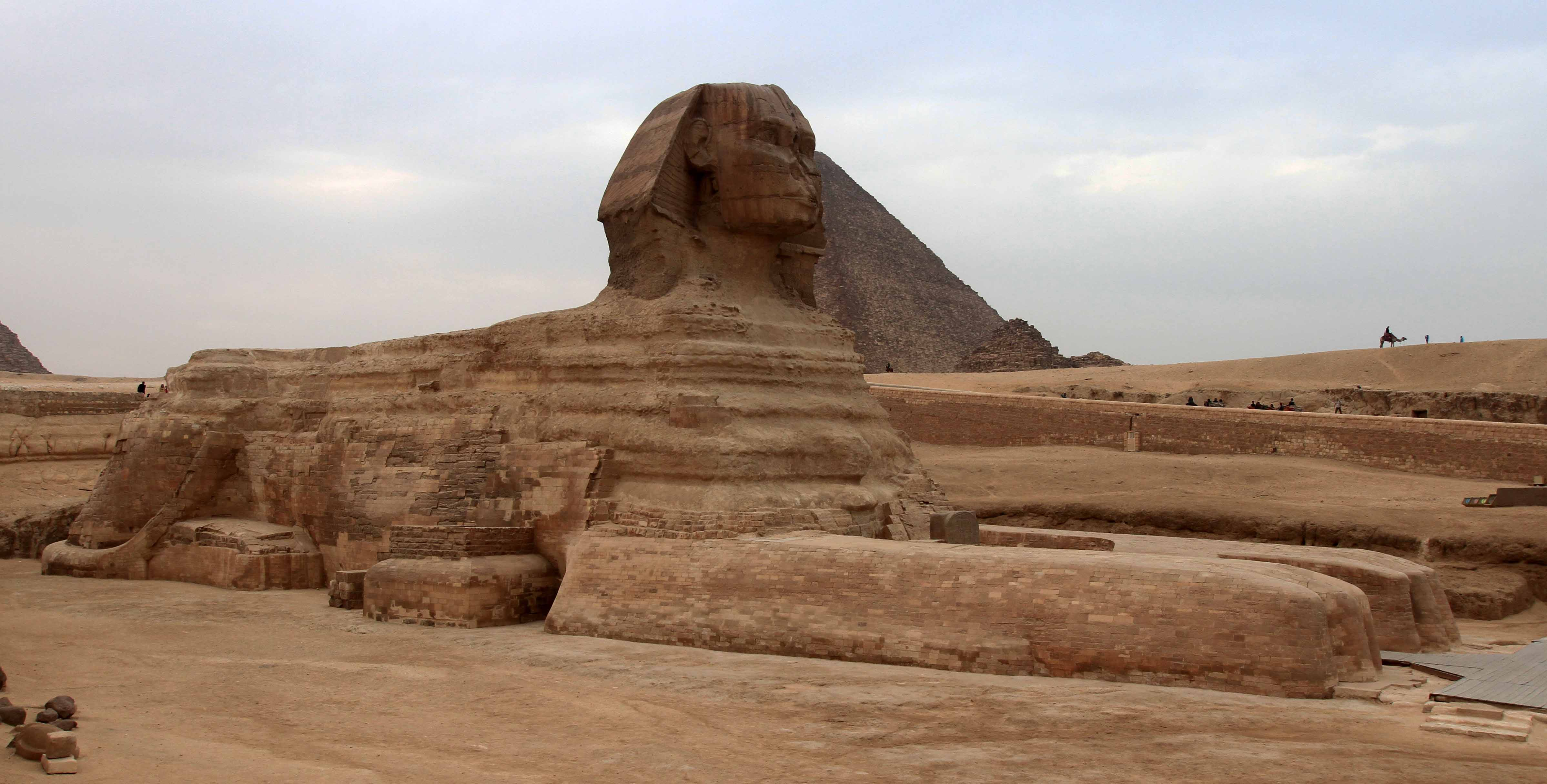 The Sphinx of Giza. & January 26 2015 | The Wolff Chronicles
