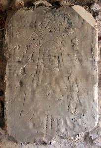 Tomb stone.
