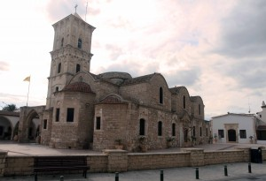 The Church of St. Lazarus.