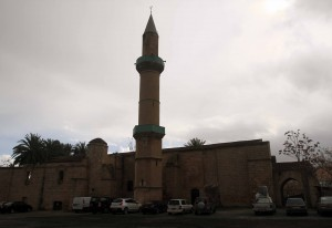 Omeriyeh Mosque.