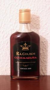 Cypriot Commandaria wine.