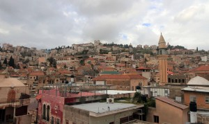 Another view of Nazareth.