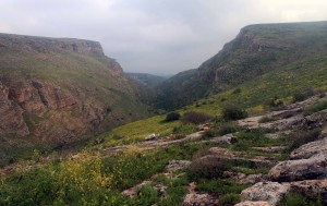 The Arbel Valley.