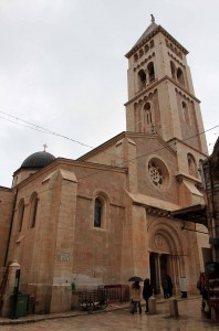 The Church of the Redeemer.