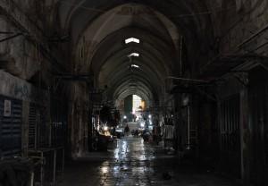Cotton Merchant's Market, built in the fourteenth-century AD.