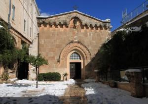 The Church of Flagellation.