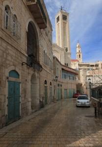 Another street in Bethlehem.