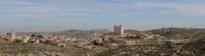 The outskirts of Bethlehem.