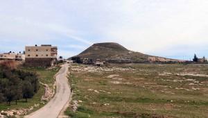 The road to Herodium.