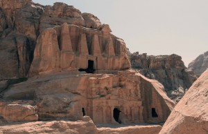 The Obelisk Tomb (an Egyptian-style tomb in Petra).