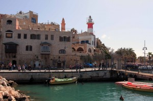 Another view of Jaffa Port (where Jonah set off from before being swallowed by the whale).