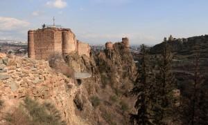 Narikala Fortress.