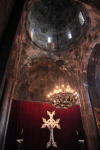 The Katoghikeh in Geghard Monastery.