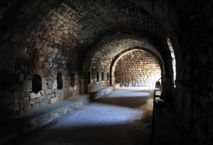 Student dormitory at Tatev Monastery.