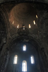 Another view inside Saints Poghos and Petros Church.