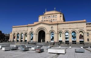 History Museum of Armenia, at Republic Square.