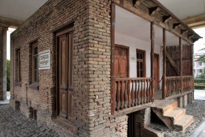Stalin's birth house.