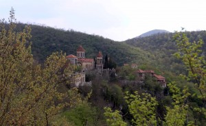 Motsameta Monastery.