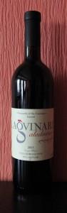 Georgian dry red wine made from Aladasturi grapes.