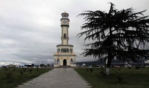 Chacha Tower in Batumi.