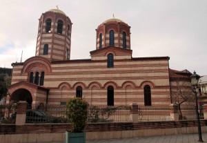 St. Nicholas Orthodox Church in Batumi.