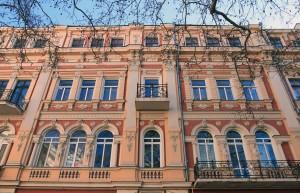 Building in Odessa.