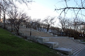 The Potemkin Stairs.