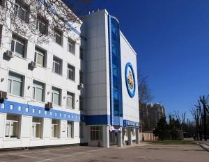 The Odessa Film Studio.