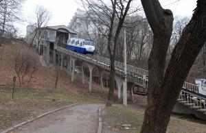 The Kiev Funicular.