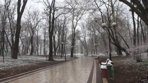 Mariyinsky Park.