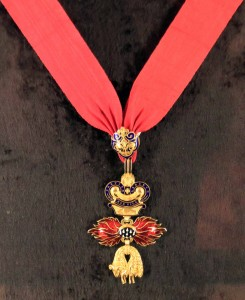 Order of the Golden Fleece.