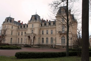 Potocki Palace, which houses the European Art Gallery.