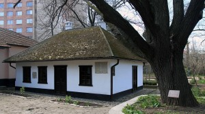 House where Alexander Pushkin lived while in Chisinau between 1820-23 AD.