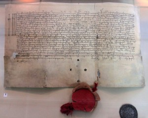Gospodar's deed of Stephen the Great.