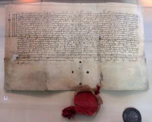 Gospodar's deed of Stephen the Great.