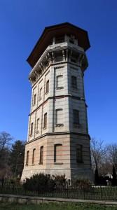The Chișinău Water Tower.