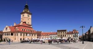 Brasov Council Square.