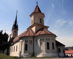 St. Nicholas Church in Brasov.