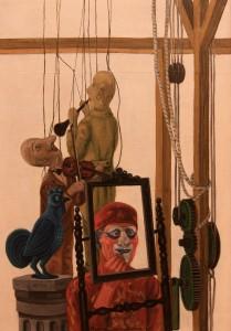'Tired Dolls III' by Aleksander Lukovic Lukijan (1972 AD).