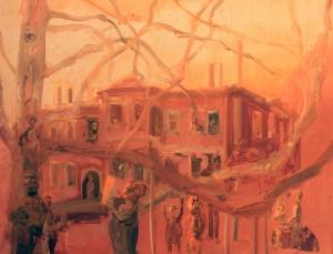 'Prince Milos' Residence' by Predrag Peda Milosavljevic (1970/71 AD).