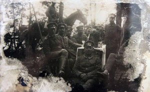 Photo from the Great War.