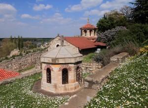 St. Petka's Chapel.