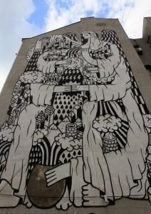 'La Santa de Beograd' by Giom Olbi Remed (2008 AD).